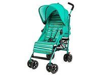 Brand new mothercare pushchair unused
