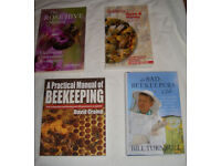 Beekeeping Books - selection