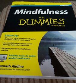 Mindfullness book