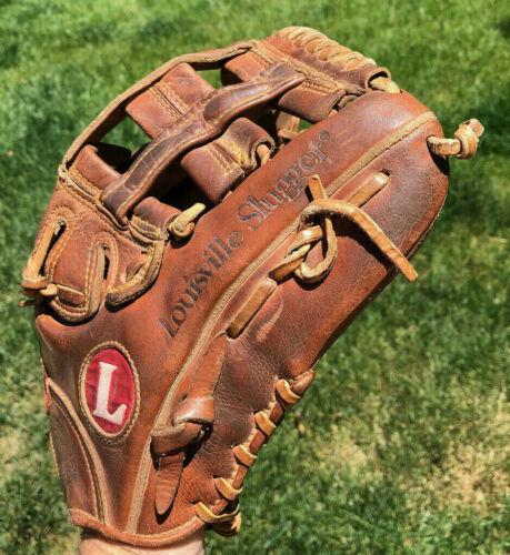 "$120 Louisville Slugger TPS 12.75"" Pro Baseball mitt Gold Glove Rawlings Primo"