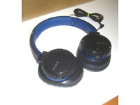 Sony MDR-ZX770BN Active Wireless Bluetooth Headphones