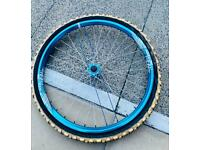 NS bikes jump wheelie bike wheel (as new)