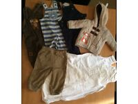 Baby Boy Clothing Bundle 3 - 12 Months