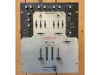 Allen & Heath Zone 02 Pro Turntablist DJ Mixer
