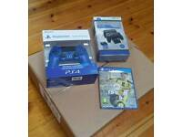 Ps4 controller, docking station and fifa 17