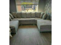 👌STYLISH BIG SEATS || U SHAPED SOFA SUIT IS IN STOCK || DELIVERY ONLY ||