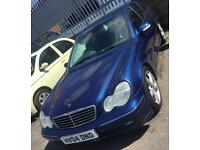 2004 MERCEDES BENZ C220 CDI AUTO 5 DOOR