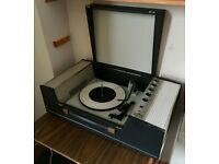 1970's RGD Vinyl Record Player - Excellent Condition