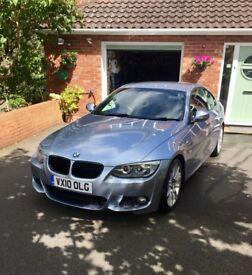 BMW 320i M Sport Coupe