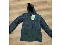 Regatta Kids waterproof Rain winter Jacket Brand New & Tagged 3/4 years old