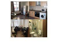 Brighton centre One BEDROOM flat, All Bill included, September flat