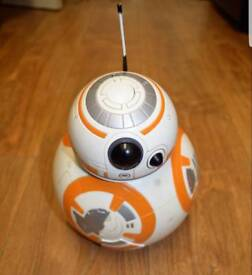Disney Star Wars The Force Awakens BB-8 Interactive Talking Droid Robot Toy 9.5 Inch Figure