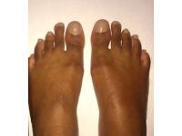 Mobile Podiatrist / Chiropodist / Foot care services
