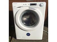 washing machine Candy 8kg 1600 spinA++