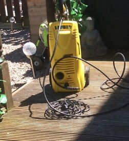 karcher power washer k2.21
