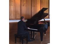 Piano and Keyboard Lessons in your own home