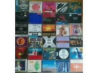 Old skool cd collection 175 box sets cd albums 130 cd singles