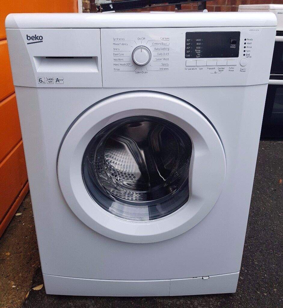 Beko 6KG A++ washing machine - FREE DELIVERY