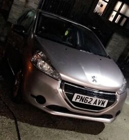 Peugeot 208 62 Reg 1.4 HDi CHEAP CAR