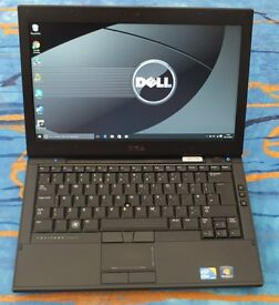 Superfast! Core i7 Dell Latitude Laptop with 6GB Memory and 256GB SSD, Win 10 and Microsoft Office!