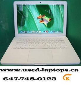 Macbook unibody A1342 13' laptop(4G/320G/Webcam/OSX EI Capitan)$355 for pick up!