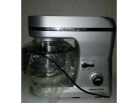 Morphy Richards 5litre kitchen mixer with attatchments