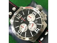 TW Steel Mens Chrono Watch - Immaculate