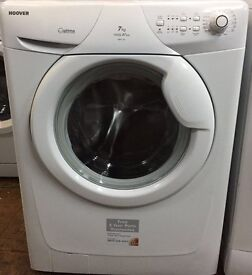 Hoover SE147 7kg 1400 Spin White A+AA Rated Washing Machine 1 YEAR GUARANTEE FREE FITTING