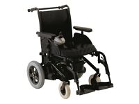 Electric Wheelchair - invacare mirage,