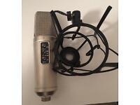 RODE MIC NT2-A WITH SHOCK MOUNT FOR SALE