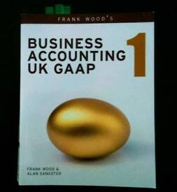 Business Accounting UK GAAP 1