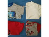Bundle of T-shirt boy 4-5