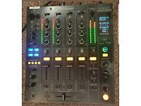 Pioneer djm 800 ALMOST MINT SERVICED dj pro mixer