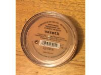 Bare Minerals all over face bronzer Colour Warmth Size 2g. Free Postage. Used once.