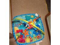 Baby Einstein Nautical Friends Play Mat