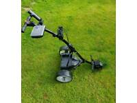 Electric golf buggy/ trolley
