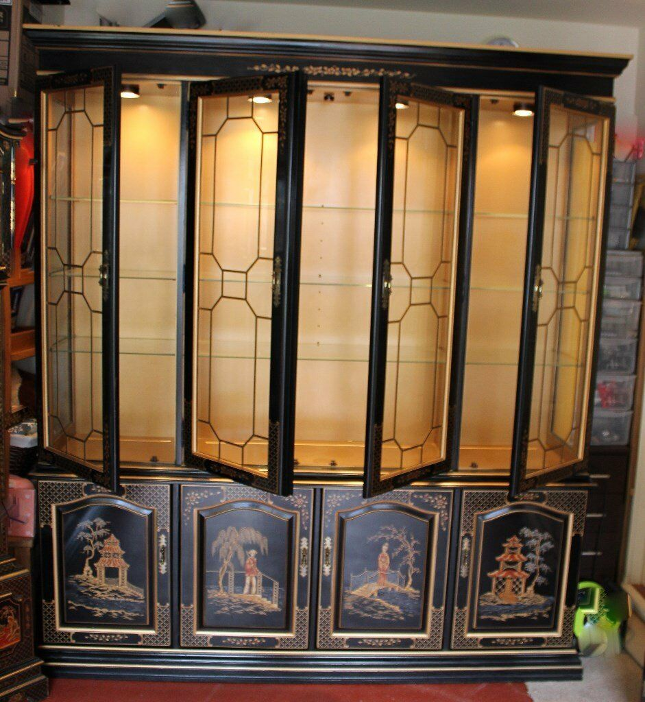 Chinese Glass Large Display Unit in Dyce Aberdeen Gumtree : 86 from www.gumtree.com size 941 x 1024 jpeg 165kB