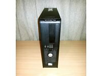 Dell OptiPlex 780 SFF Desktop PC - Dual Core 2.7GHz 2GB 160GB Win 7
