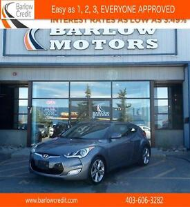 2012 Hyundai Veloster Tech*EVERYONE APPROVED*APPLY NOW DRIVE NOW