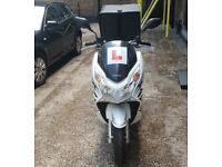 PCX 125 Perfect Condition With Expensive Accessories