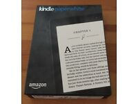 Kindle Paperwhite - Brand New sealed in box.