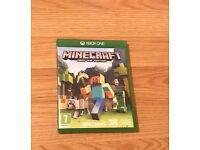 Minecraft , Xbox one ! Price stands , no offers !