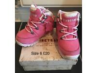 Firetrap girls boots. Size 6. Great condition