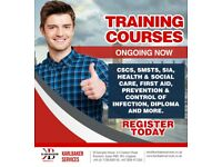 CSCS SMSTS SSSTS SIA TRAINING COURSES