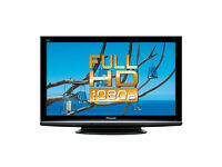 46 Panasonic TXP46S10 Viera Full HD 1080p Freeview Plasma TV