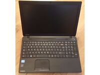 Toshiba Satellite Pro C50 laptop Intel 3.2ghz x 4 Core i5-3rd generation processor
