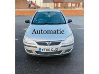 Vauxhall Corsa life semi-auto 1L