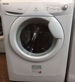 98 Hoover SE147 7kg 1400 Spin White A+AA Rated Washing Machine 1 YEAR GUARANTEE FREE DEL N FIT