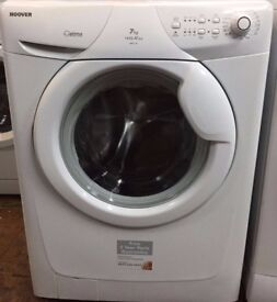 21 Hoover SE147 7kg 1400 Spin White A+AA Rated Washing Machine 1 YEAR GUARANTEE FREE DEL N FIT