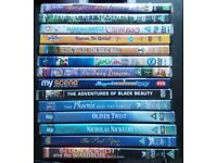 Children's / Family Suitable DVD's x 14